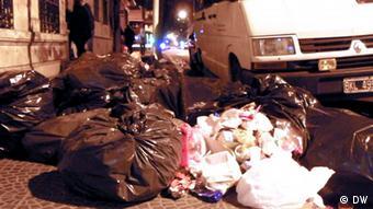 Garbage in Buenos Aires (photo: Eilís O'Neill)