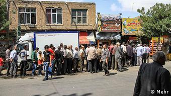 Iran Sanktionen Preis Huhn