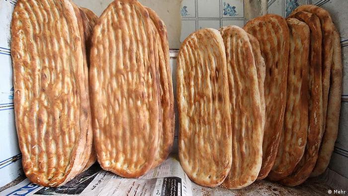 Iran Sanktionen Preis Brot