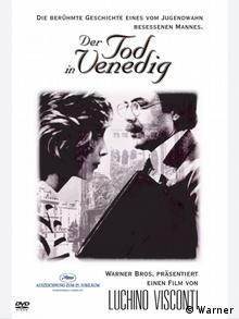 DVD Cover - Der Tod in Venedig