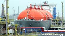 Umweltauflagen Schiffe flüssiges Erdgas