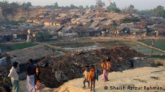 Rohingya in Bangladesh are poor even by that country's standards