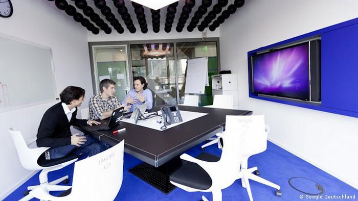 Офис Google в Гамбурге