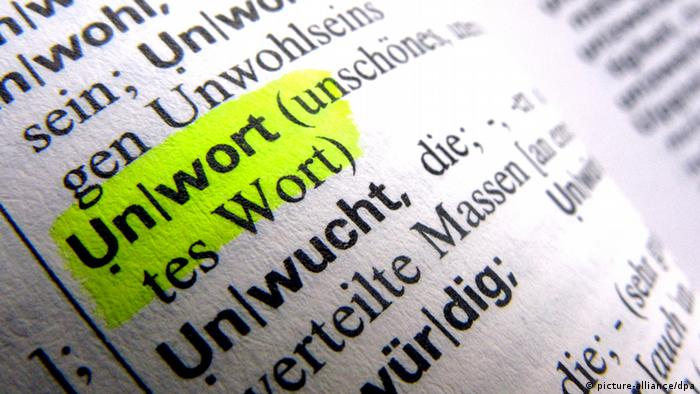 A new word highlighted in a German dictionary Copyright: Stephan Jansen/ dpa/lhe Bildfunk+++