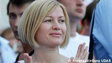 Porträt Itrina Geraschenk