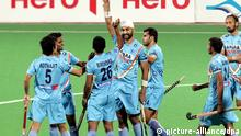 Indien Olympia 2012 - Hockey Nationalmannschaft