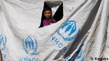 Jordanien Flüchtling aus Syrien
