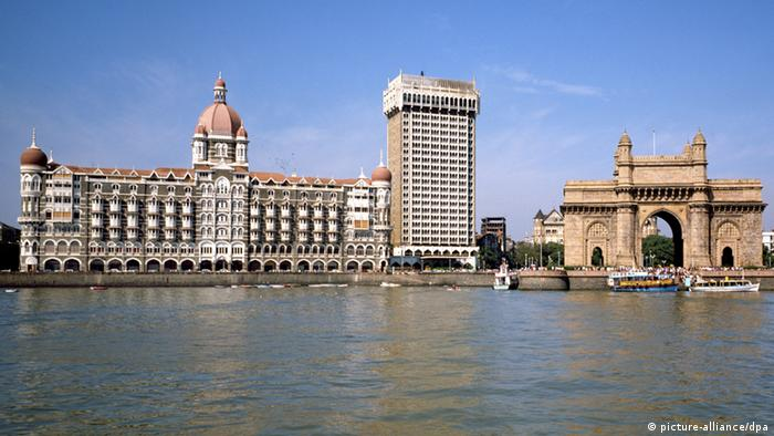 Indien Ansicht von Mumbai