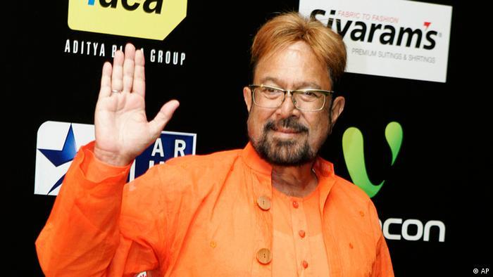 Indien Film Bollywood Schauspieler Rajesh Khanna (AP)