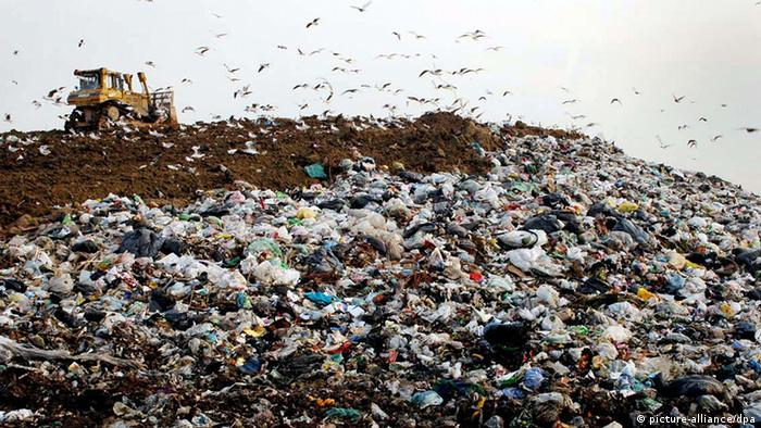 Landfill in Buenos Aires (photo: Greenpeace /dpa)