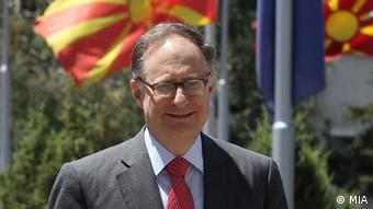 Alexander Vershbow, secretario general interino de la OTAN.