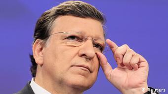 EU Barroso Rumänien