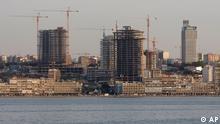 Angola Luanda Küste