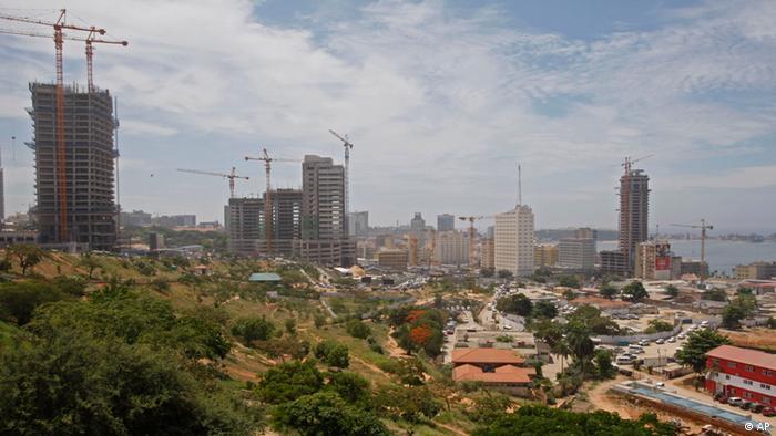 A capital angolana Luanda