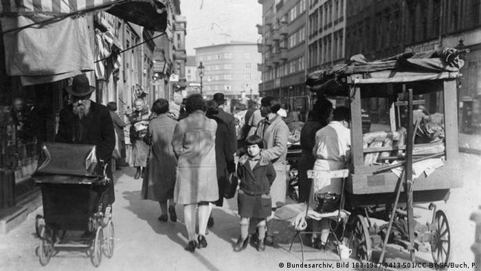 Berlin Historisches Scheunenviertel