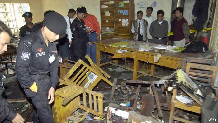 Bombenanschläge in Bangladesh