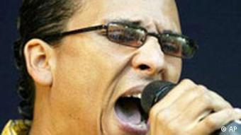 Many of Naidoo's songs have a Christian bent (AP Photo/Martin Meissner)