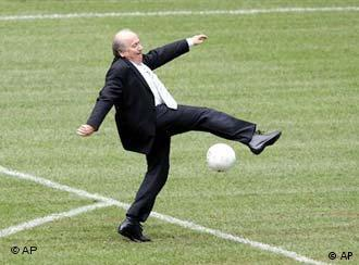 Blatter is an idiot