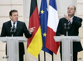 Angela Merkel says the Franco-German axis is too dominant