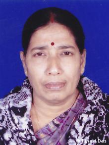 Freiheitskämpferin von Bangladesch Rama Das