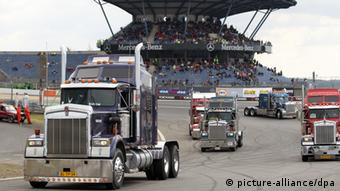 Deutschland Motorsport Nürburgring Truck-Grand-Prix