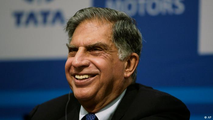 Ratan Tata (AP)