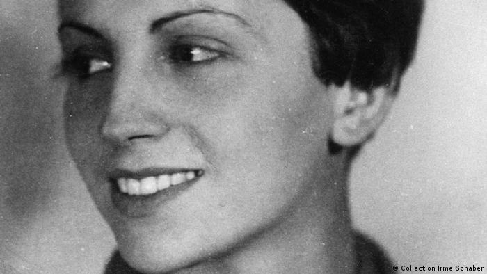 Gerda Taro, ca. 1927/28 Collection Irme Schaber Fotograf unbekannt