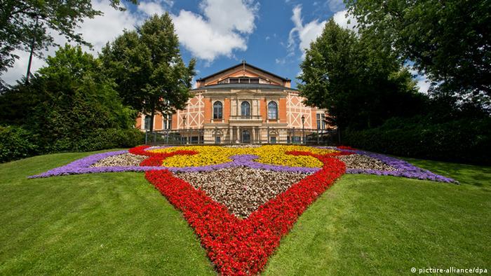 Festspielhaus Bayreuth (picture-alliance/dpa)