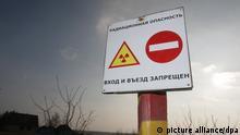 Tschernobyl 25. Jahrestag