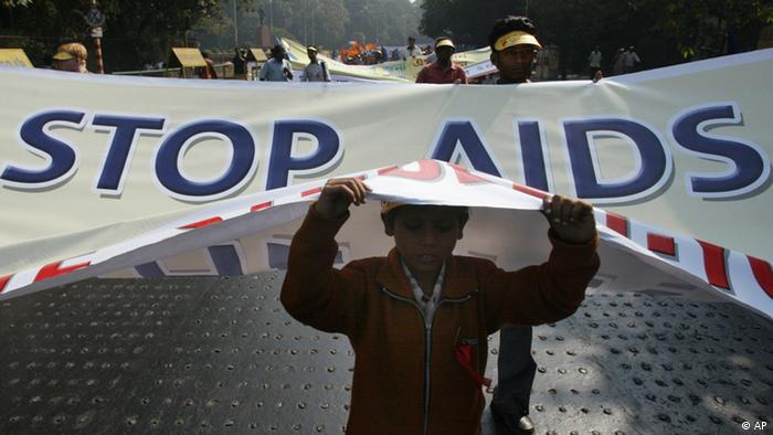 Bildergalerie Geschichte von HIV/AIDS (AP)