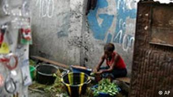 Armut in Afrika Hunger in Kongo