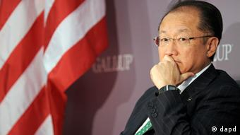 World Bank President Jim Yong Kim (photo:Cliff Owen/AP/dapd)