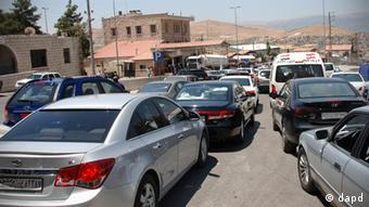 فرار هزاران شهروند سوری به لبنان