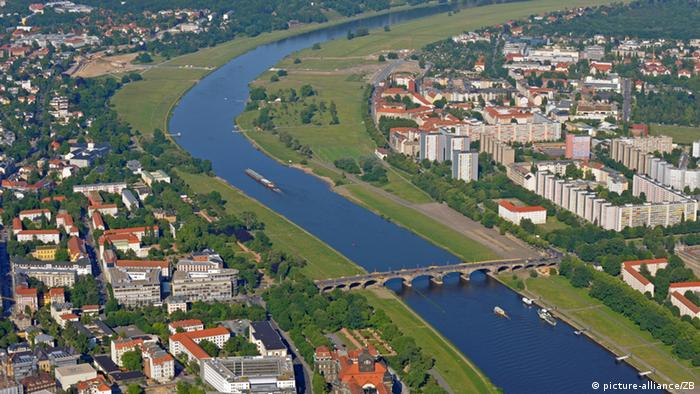 Dresden UNESCO Weltkulturerbe Status-Verlust wegen Brückenbau (Foto: dpa).