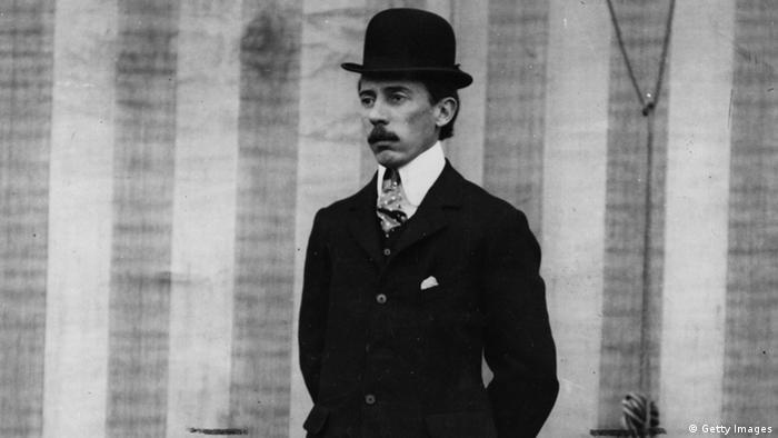 7be9a20e52e Há 80 anos morria o pioneiro da aviação Santos Dumont