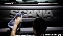 Scania Gewinnrückgang Gewinneinbruch VW Tochter