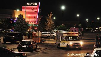 USA Schießerei in Denver bei Filmpremiere