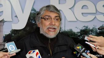 Paraguay Ex Präsident Fernando Lugo