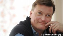 epa03162282 German conductor Christian Thielemann, artistic director of the Salzburg Easter Festival, attends a press conference on the program for the 2013 Salzburg Easter Festival, in Salzburg, Austria, 28 March 2012. EPA/BARBARA GINDL