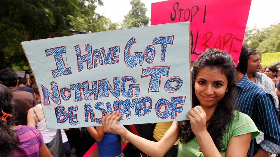 Indiens Problem mit knapper Frauenkleidung | Asien | DW | 07.09.2016
