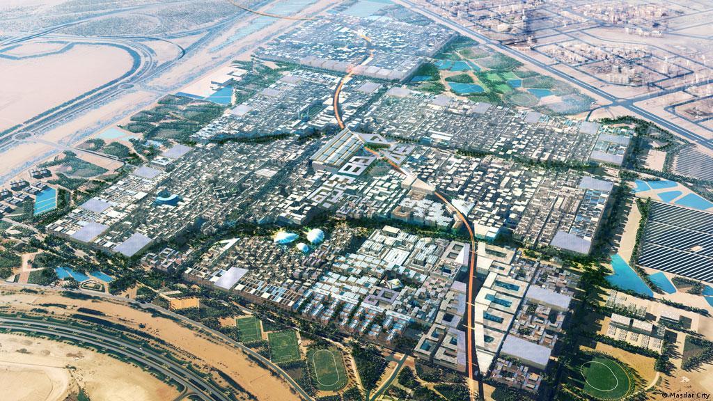 Masdar City: перше в світі еко-місто