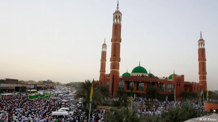 Burhaniya-Moschee in Khartum, Sudan (AP Photo)
