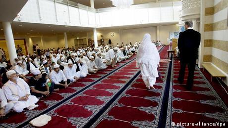 Bildergalerie Ramadan 2012 (picture-alliance/dpa)