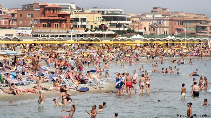 Італійський туристичний бізнес бореться за клієнтів