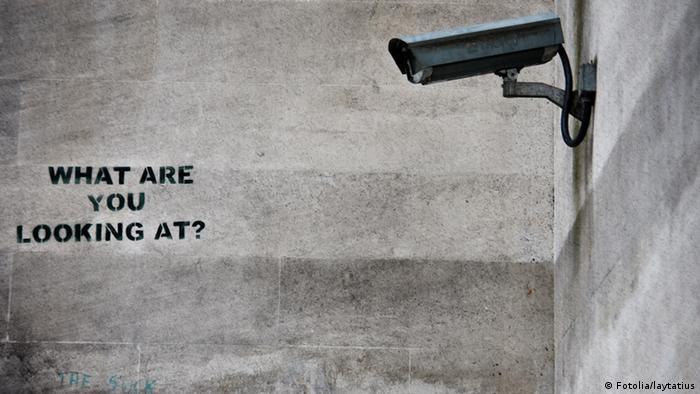 Surveillance camera (photo: Fotolia/laytatius)