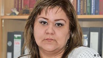 Парвина Ибодова