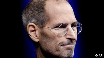 استیو جابز، مؤسس شرکت اپل