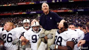 Jerry Sandusky (Photo: Eric Gay)