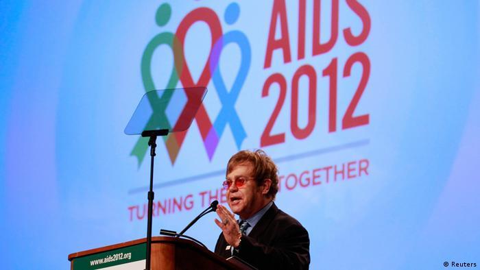 Борець із наркоманією та СНІДом
