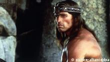Arnold Schwarzenegger in Conan the Barbarian (picture-alliance/dpa)